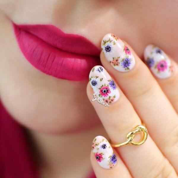30 Fotos con decoración de uñas 2014 | Decoración de Uñas ...