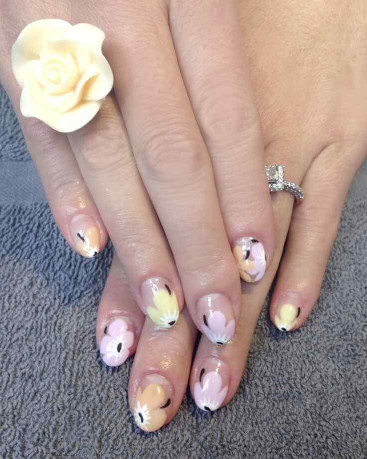 2014 bridal nails (6)