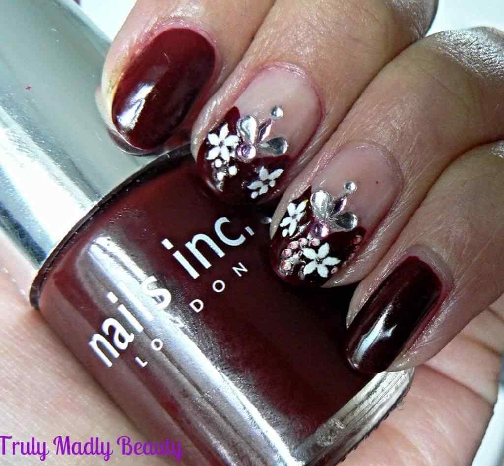 Brown nails (6)