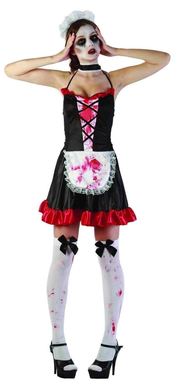 Disfraces Halloween para Mujer Mucama