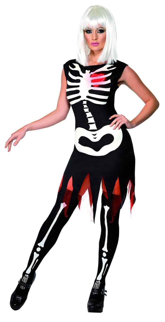 Disfraces-Halloween-para-Mujer-calavera