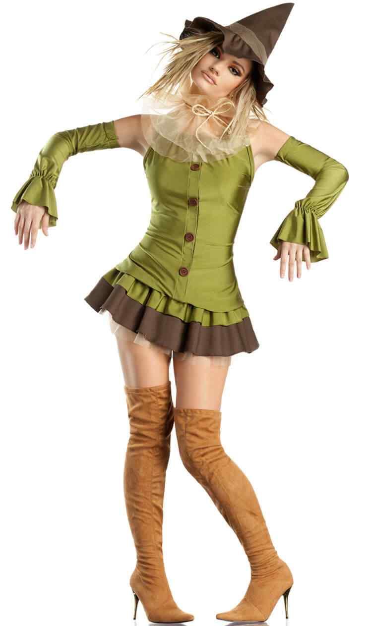 Disfraces-Halloween-para-Mujer-espanta-pajaro