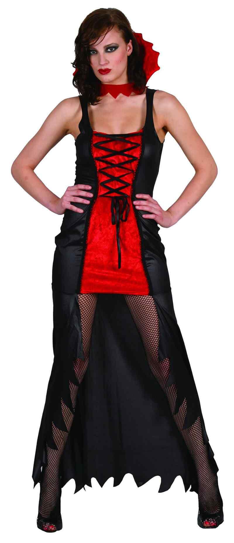 Disfraces-Halloween-para-Mujer-vampiresa-sexy
