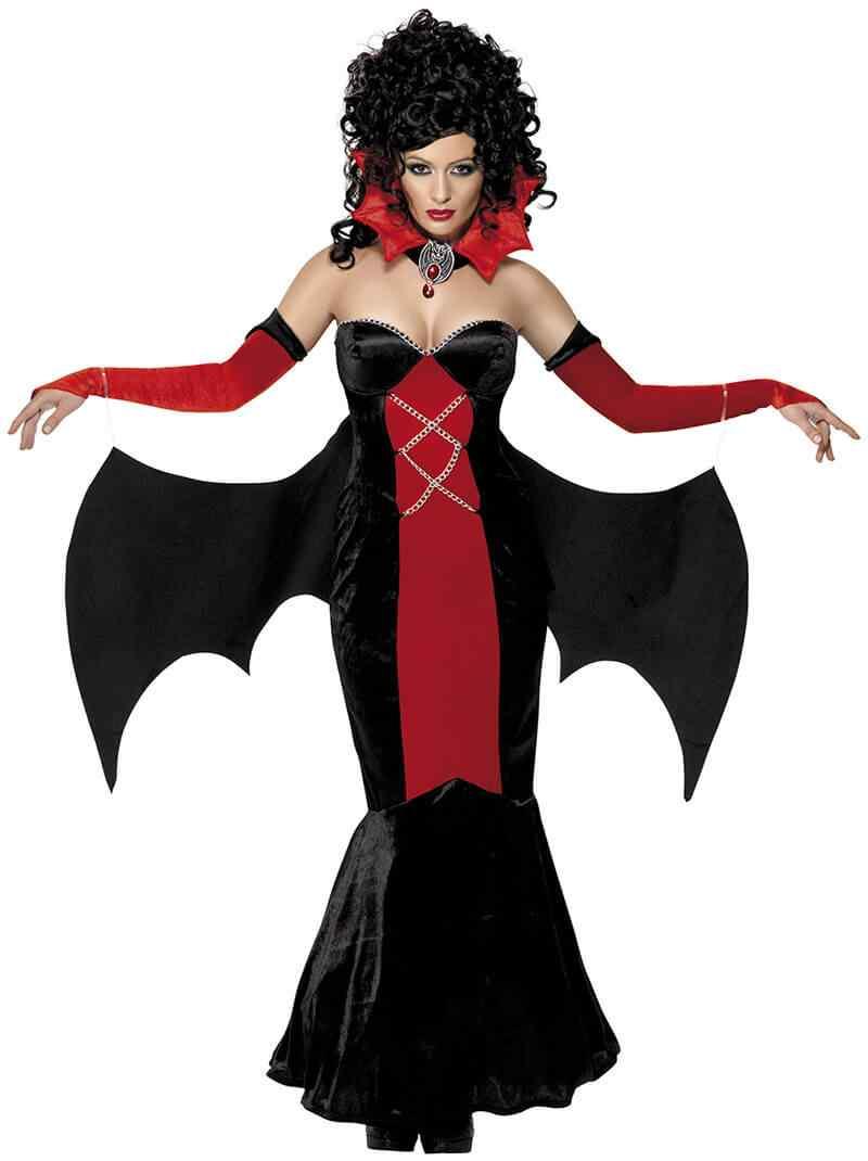 Disfraces-Halloween-para-Mujer-vampireza