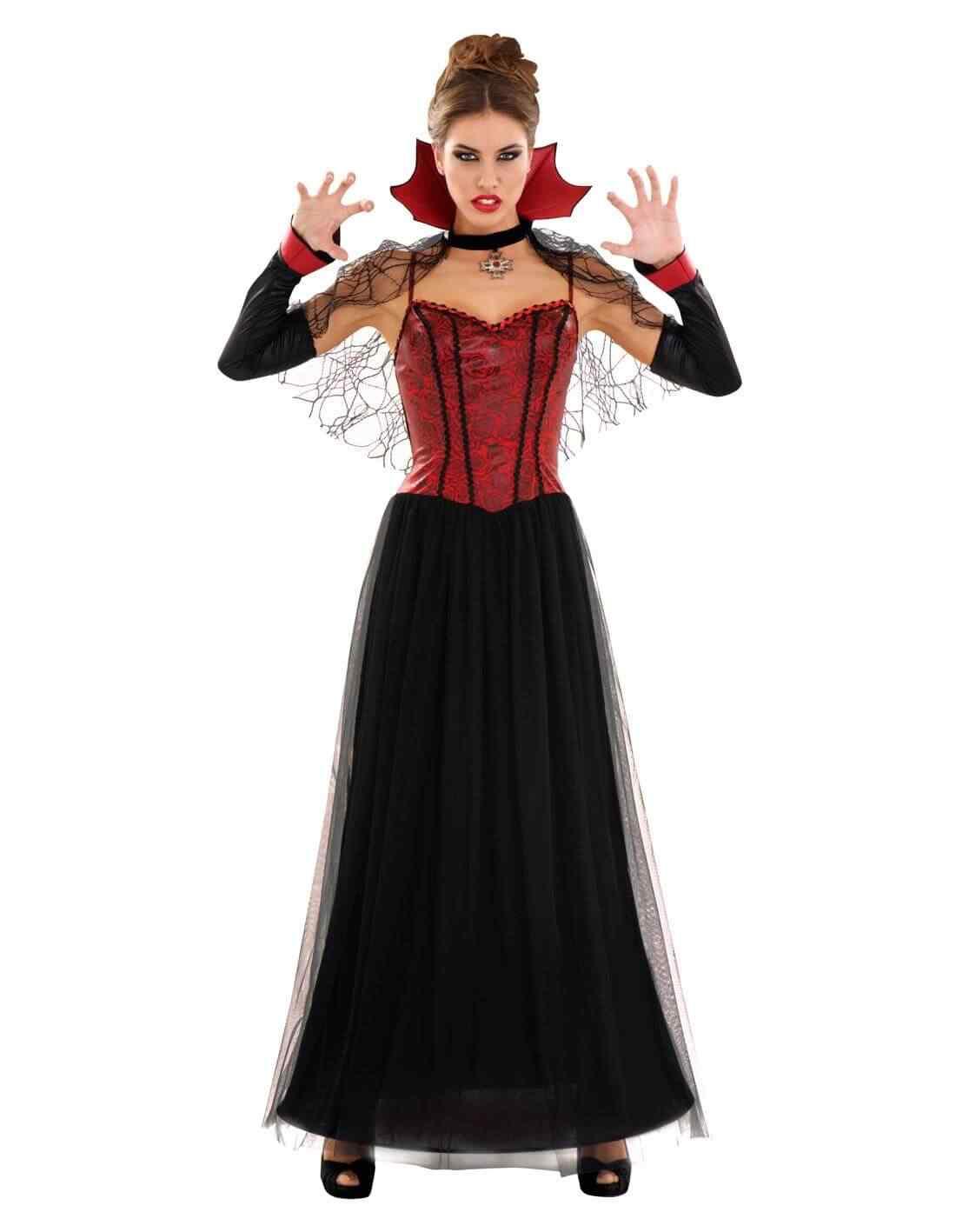 Disfraces Halloween para Mujer vampiro
