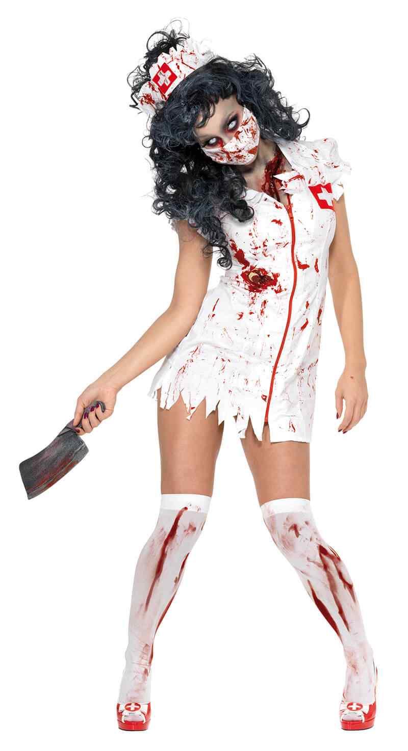 Disfraces-Halloween-para-Mujer-zombie