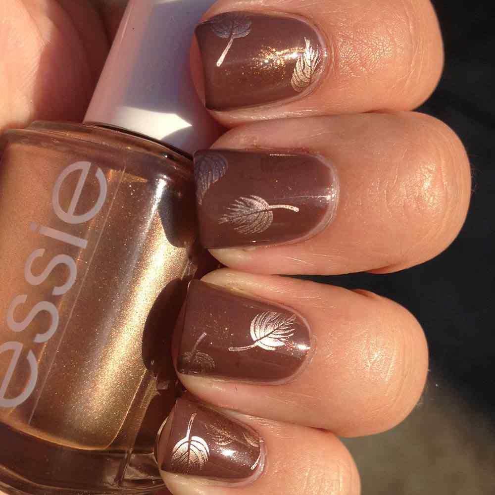 unas color marron (2)