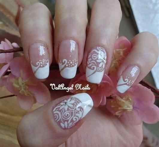 unas decoradas novias 2014 (2)