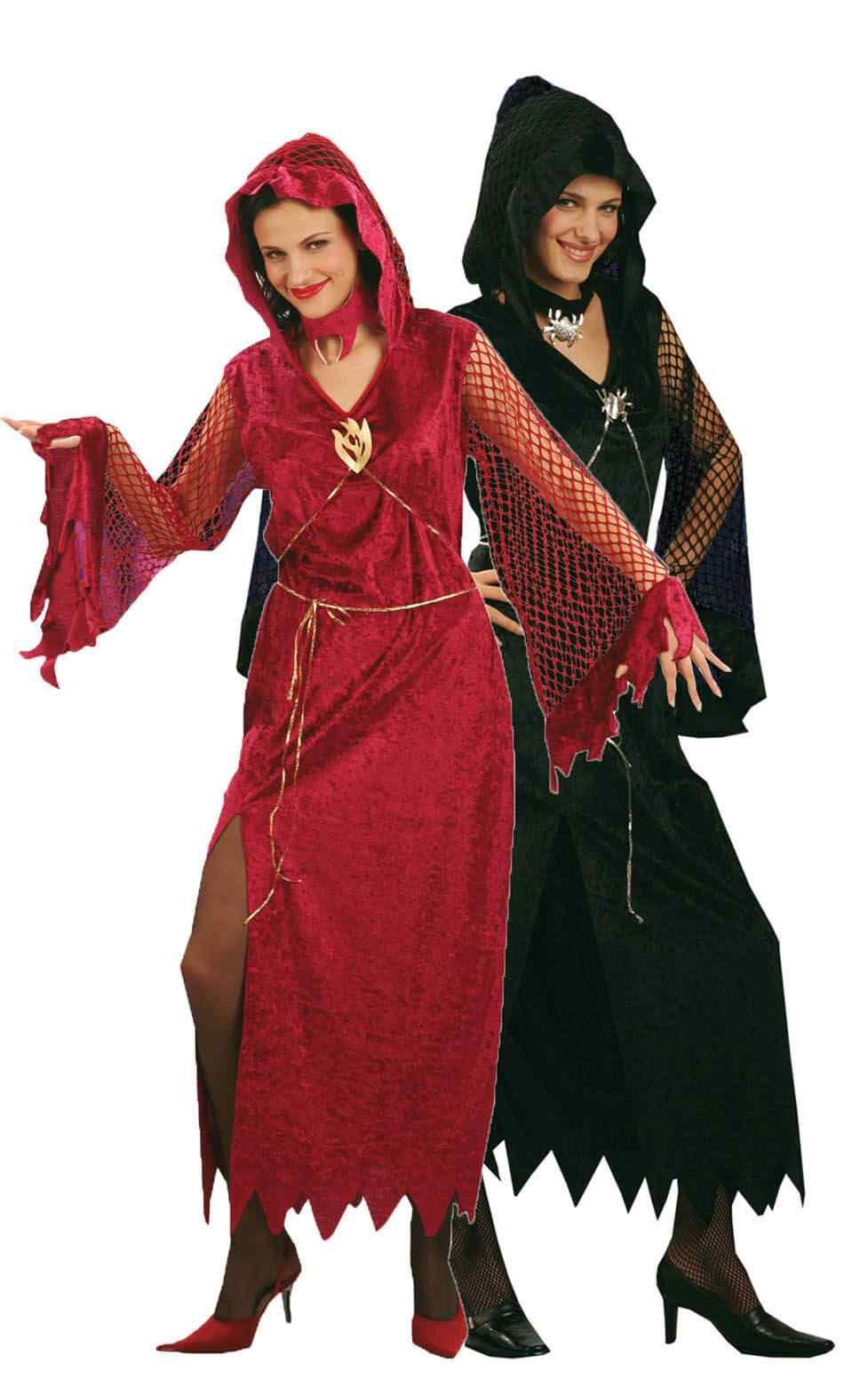 Disfraces halloween parejas brujas