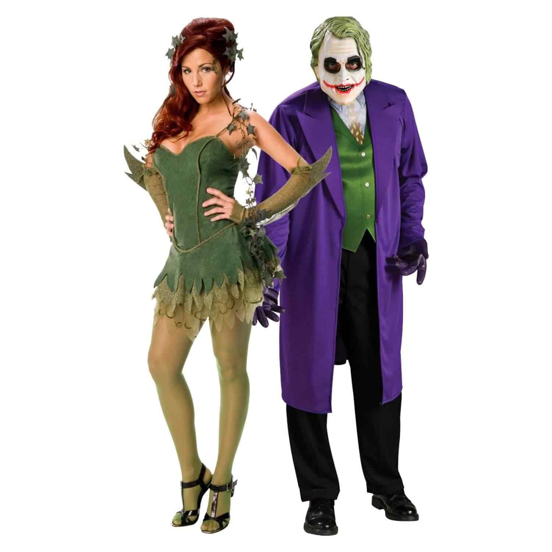 Disfraces halloween parejas guason