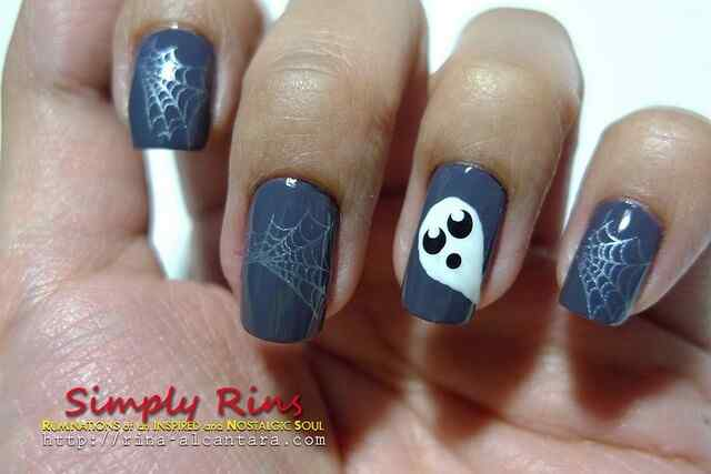 Halloween nails 2014 (2)