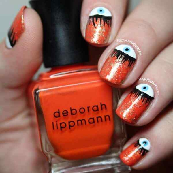 Halloween nails 2014 (5)