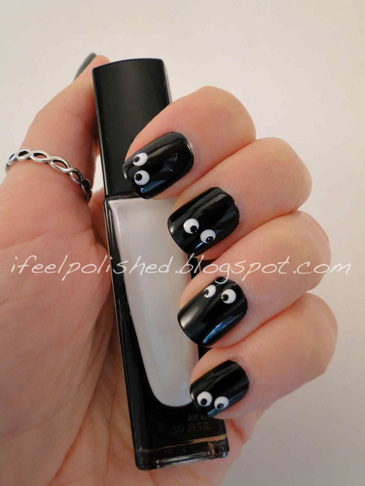 Halloween nails 2014 (8)