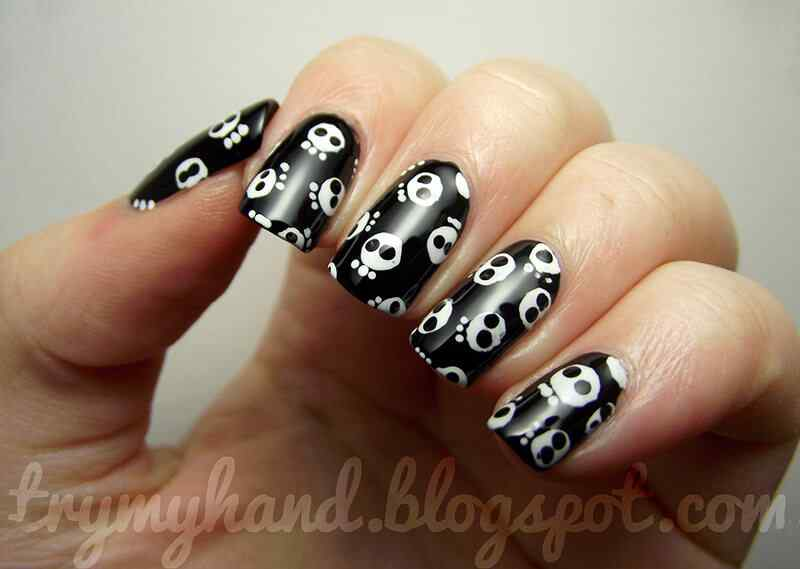 Halloween nails 2014 (9)