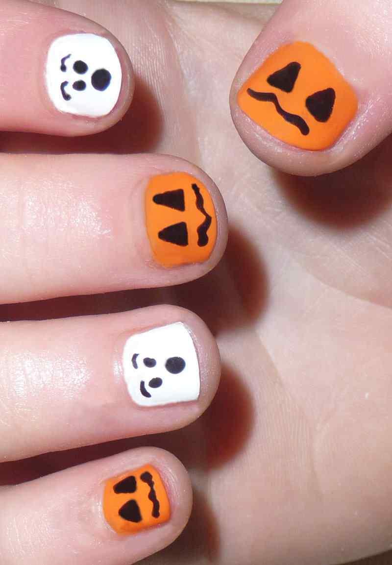 Unas pintadas para Halloween 2014 (1)
