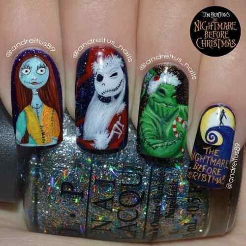 Unas pintadas para Halloween 2014 (5)