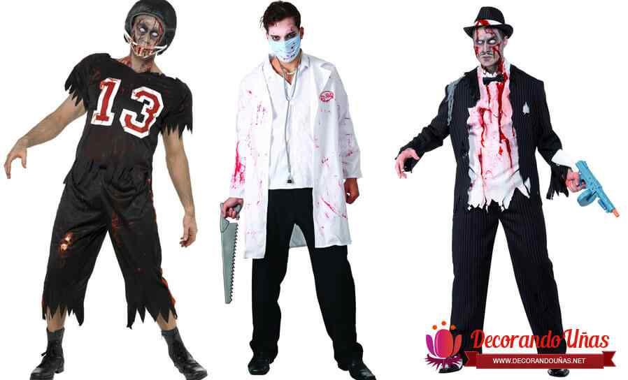 Disfraces de halloween para hombres