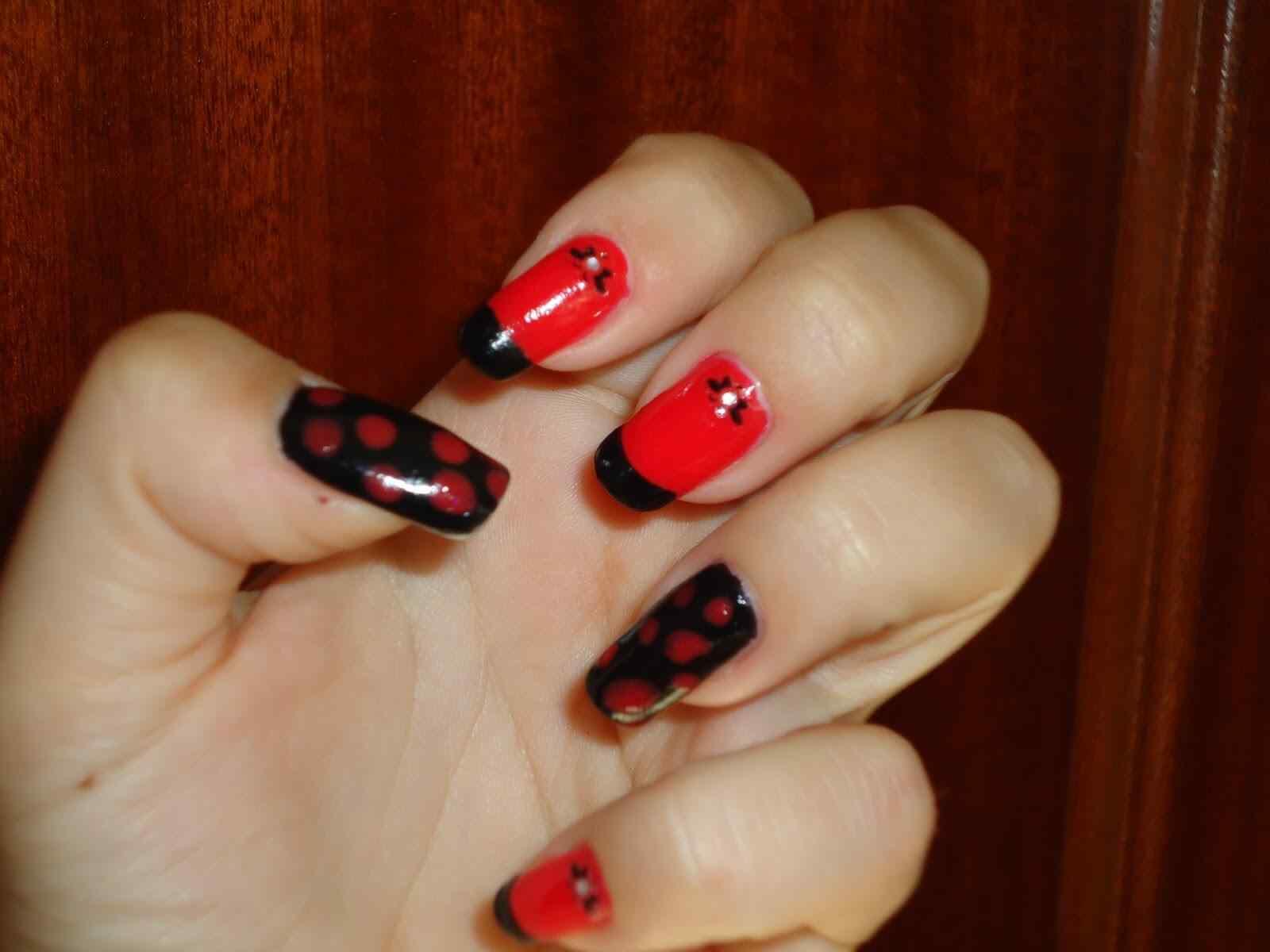unas decoradas rojas 2015 (11)