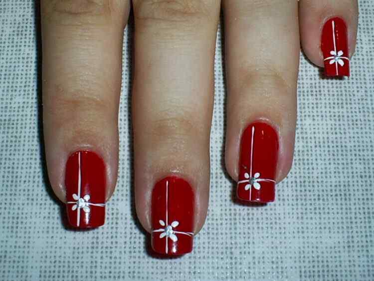 unas decoradas rojas 2015 (5)
