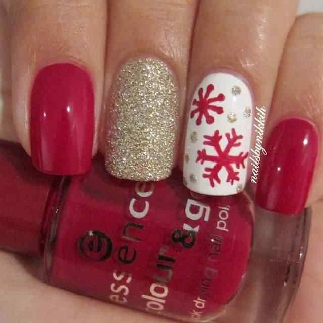 unas de navidad 2014 (6)