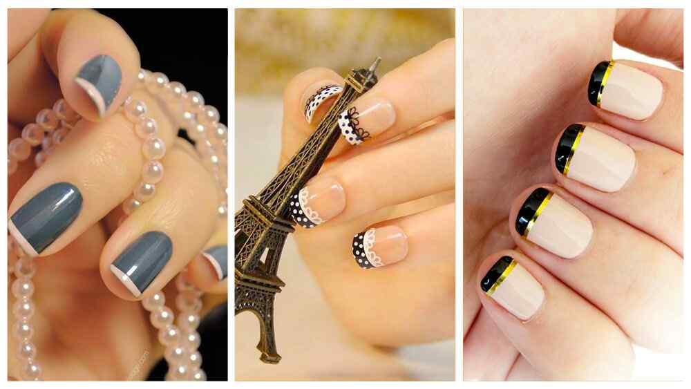 disenos-de-unas-francesas-french-nail-art