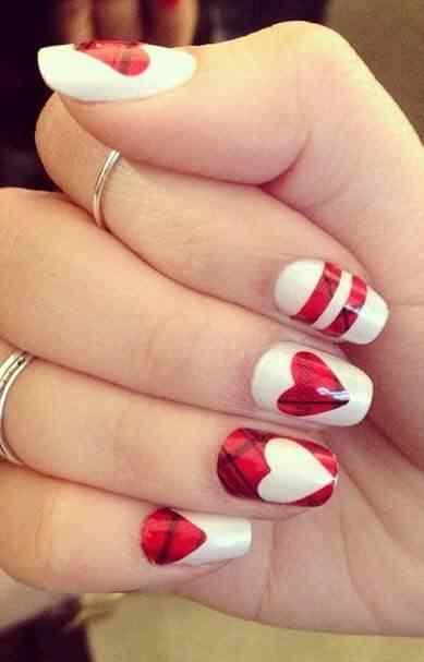 unas decoradas para san valentin (9)