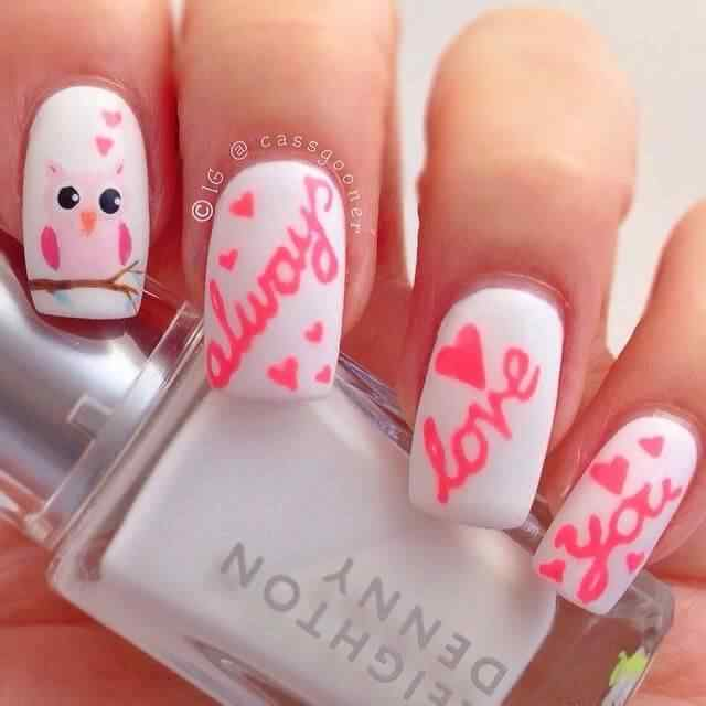 owl nails (2)
