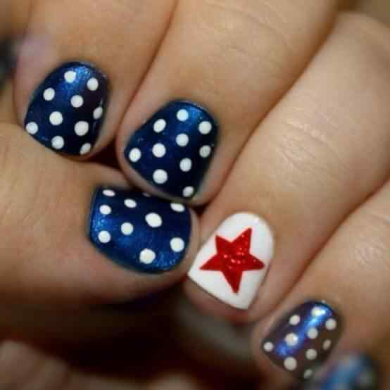 4th july nailart (9)