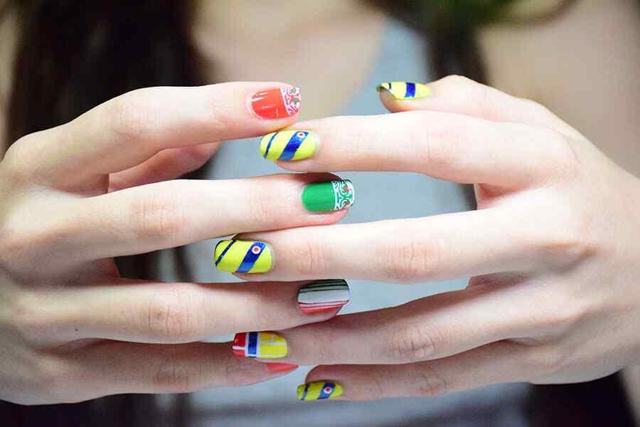unas decoradas colores de colombia (5)