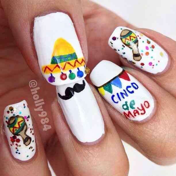 decoracion de unas colores mexico (2)