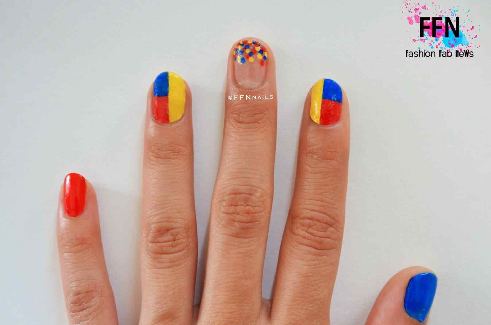 ecuador nail art (1)