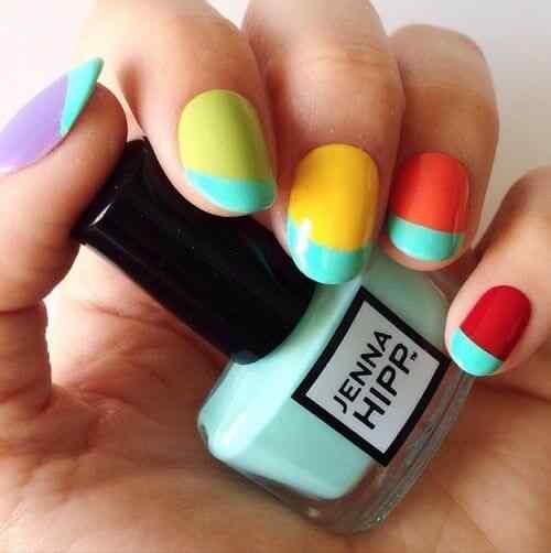 new 2015 nail art (6)