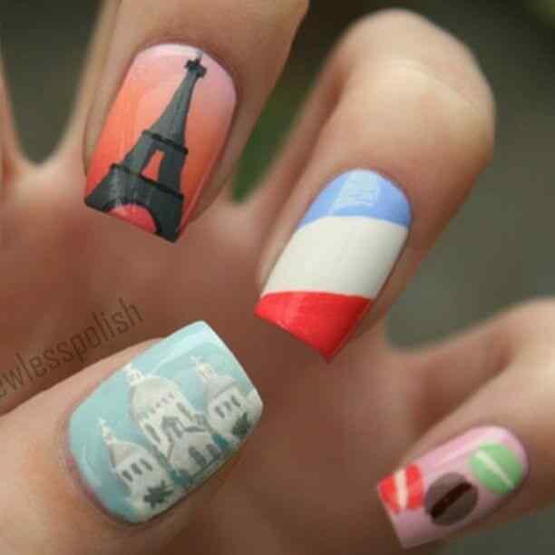 new 2015 nail art (7)