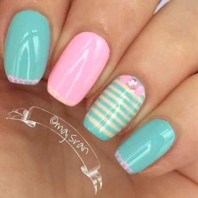new 2015 nail art (8)
