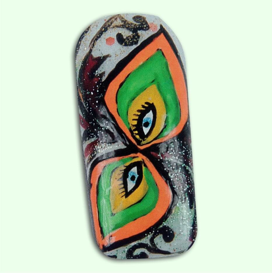 uñas tradicionales