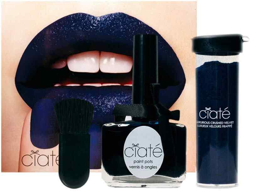 Velvet-Manicure-Blue-Suede