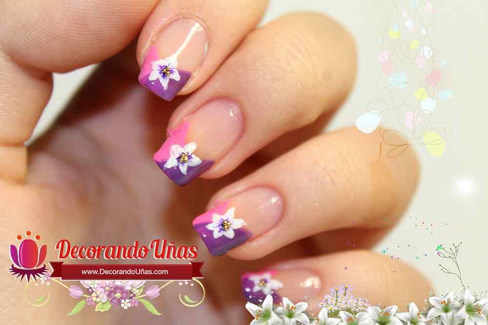 unas_florales