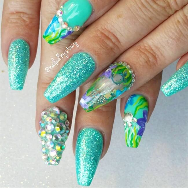 aquarium-nails (3)