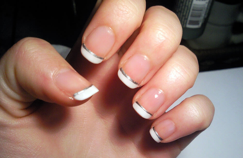 french-nail-art