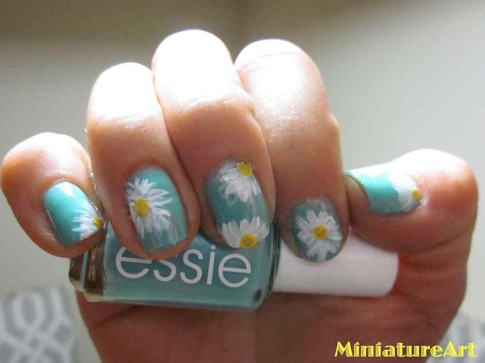 Spring nail art (5)