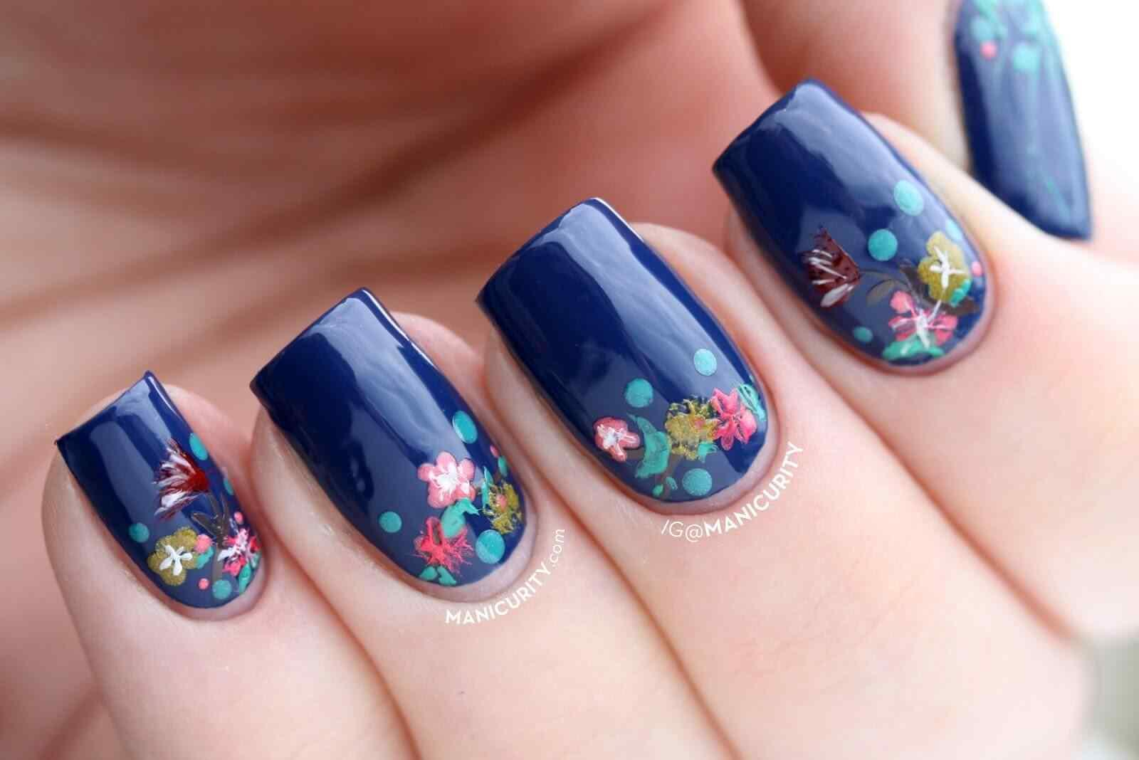 Spring nail art (6)