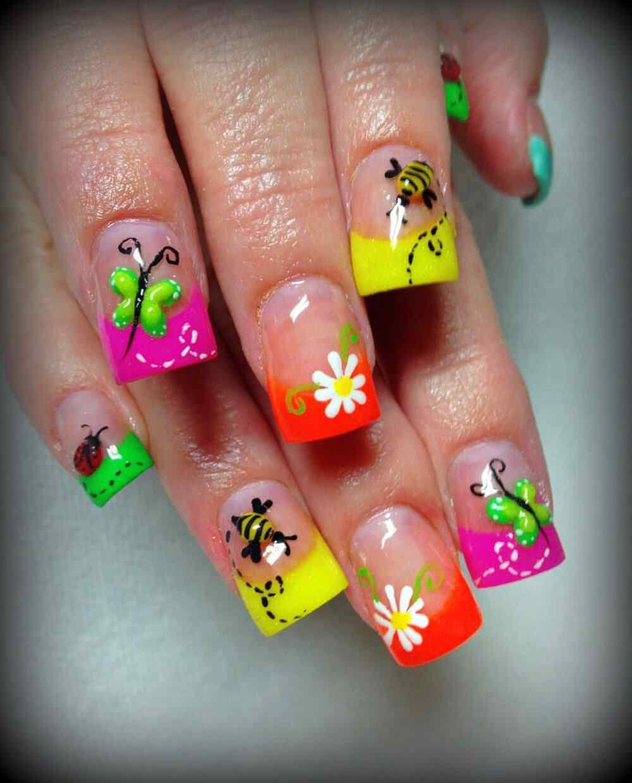 Spring nail art (8)