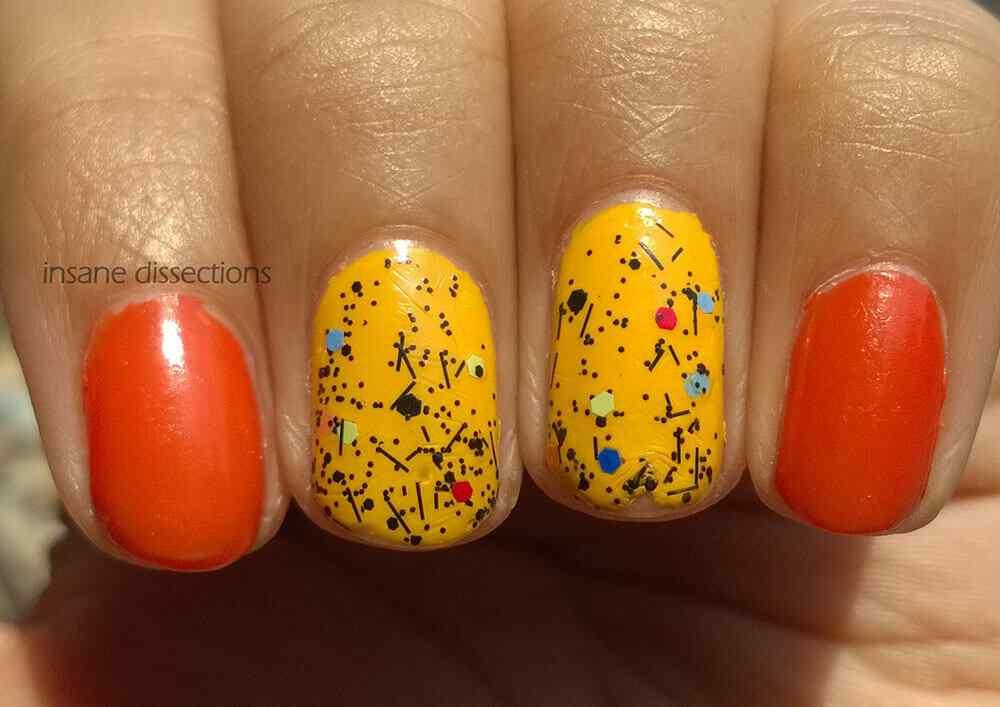 confetti nail art (6)
