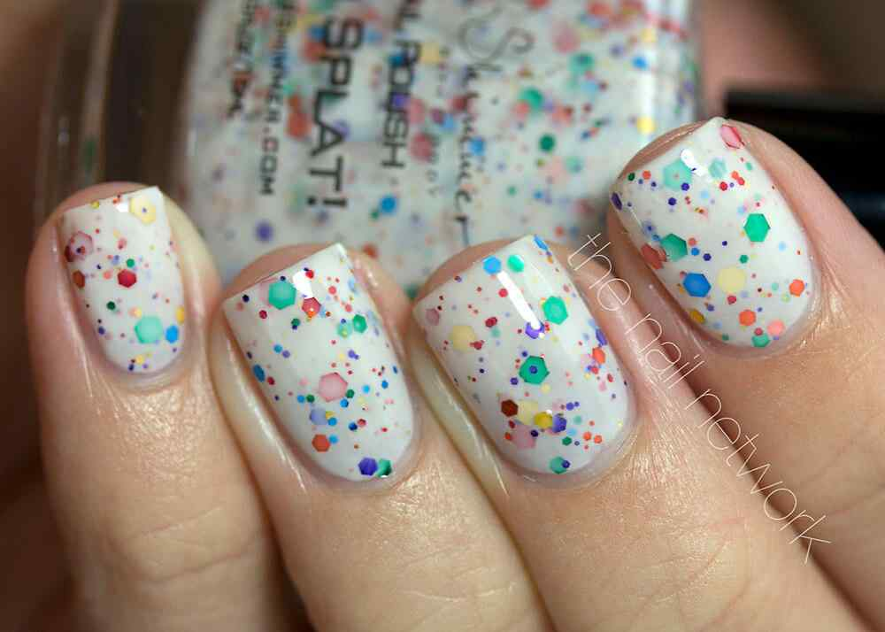 confetti nail art (8)