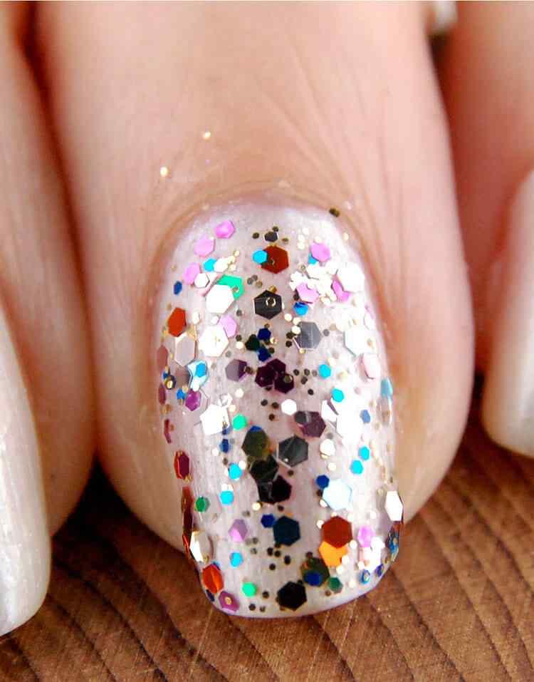 confetti nail art (9)