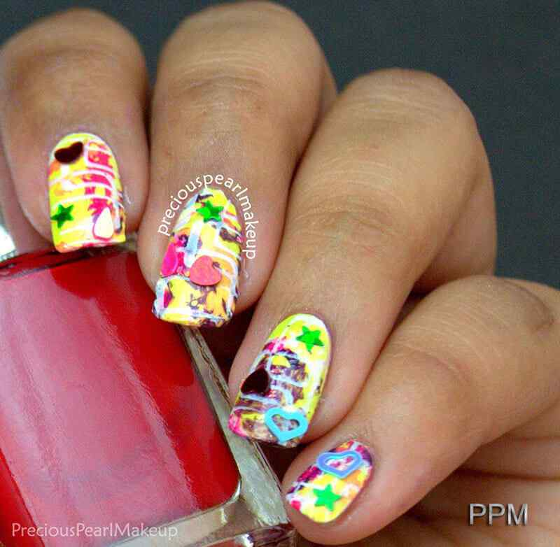 confetti nails (7)