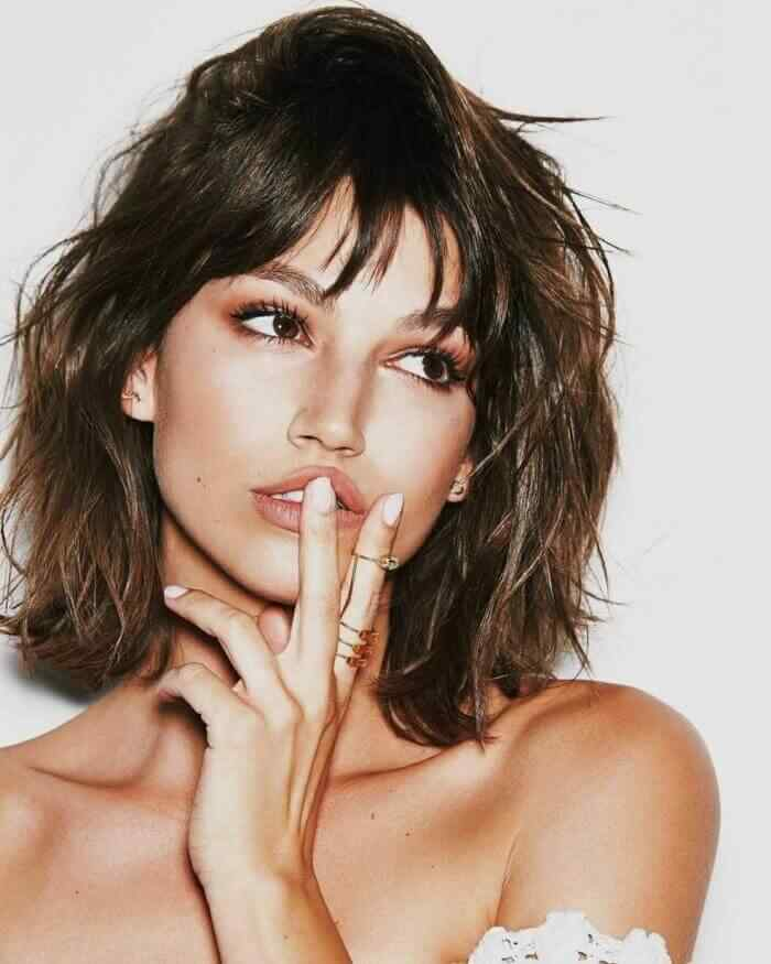 Más de 100 Ideas de peinados y cortes de pelo corto para mujeres 2019 41