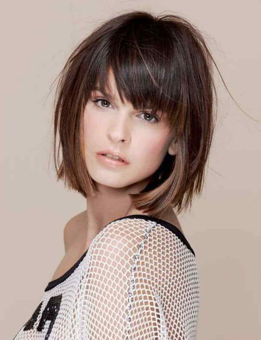 Más de 100 Ideas de peinados y cortes de pelo corto para mujeres 2019 26