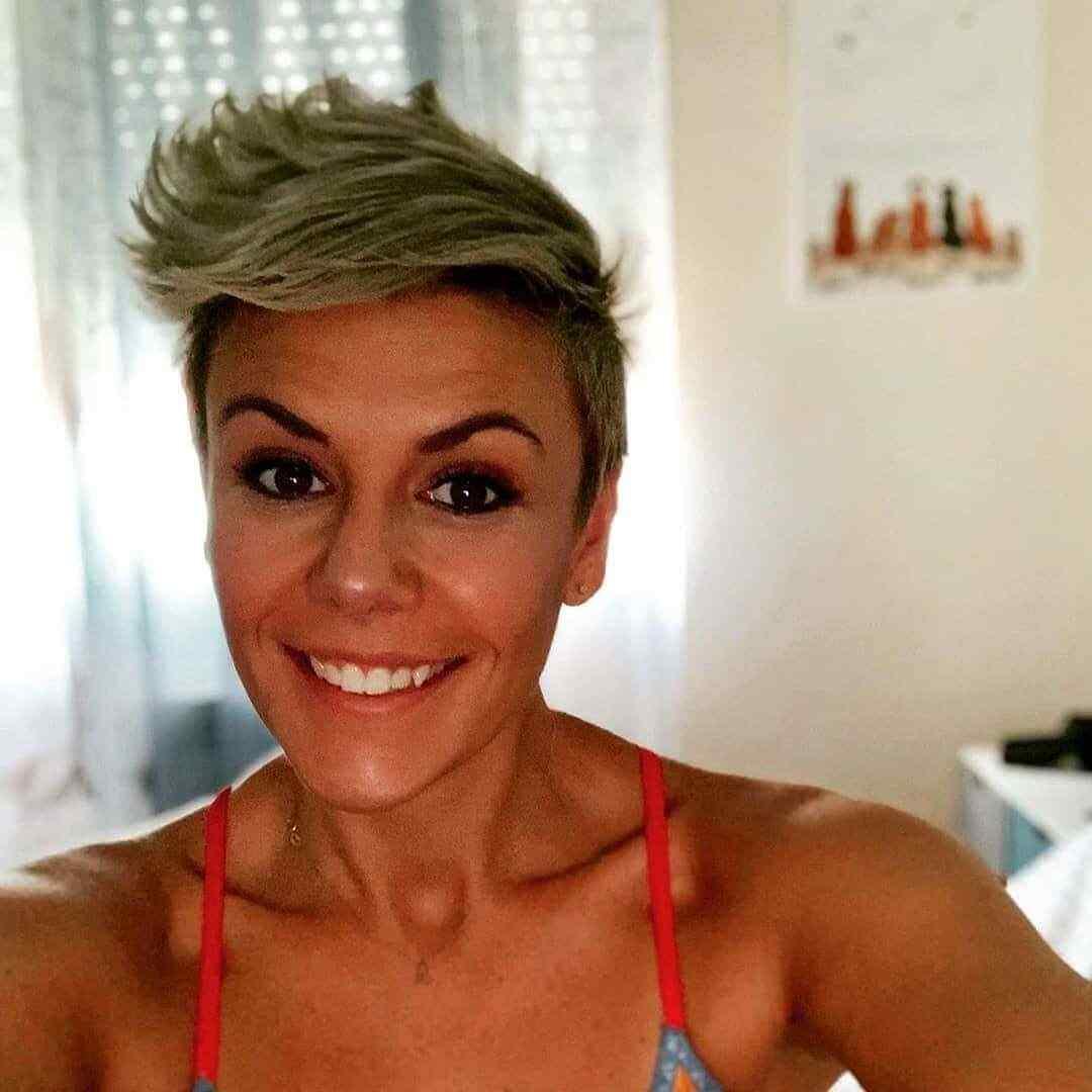 Más de 100 Ideas de peinados y cortes de pelo corto para mujeres 2019 6