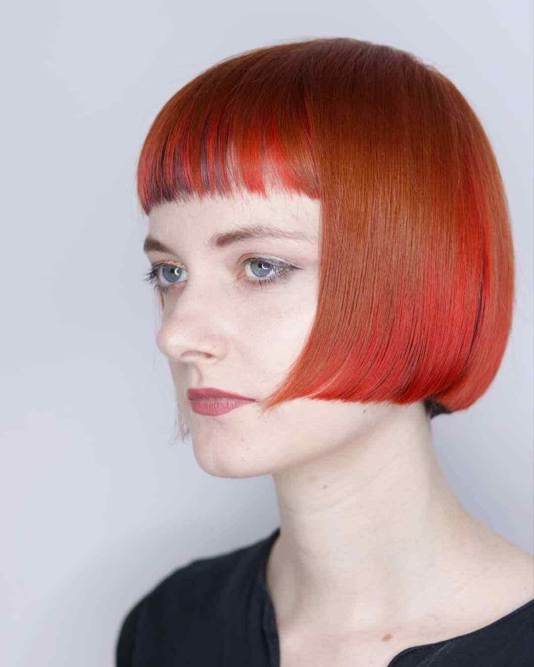 Más de 100 Ideas de peinados y cortes de pelo corto para mujeres 2019 16